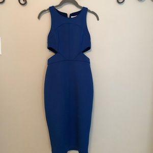 Hunter Bell Blue Porter dress